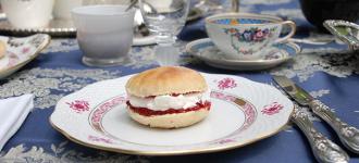 Englische Teebrötchen