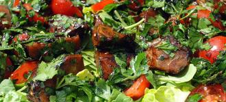 Artichockensalat