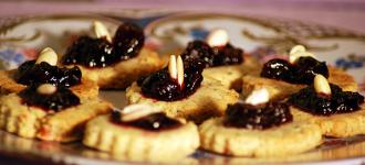Amarena-Kekse