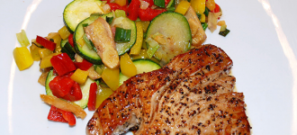 Thunfisch-mit-Gemüse