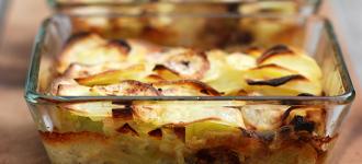 Porreeauflauf-mit-Kartoffelkruste
