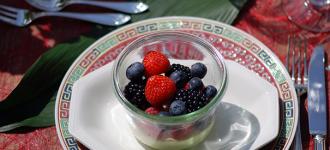 Vanillequark-mit-Obst