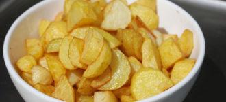 Pommes-Soufflé