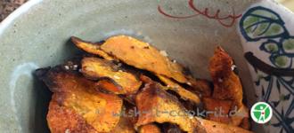 Chips-aus-Süßkartoffeln-basisch