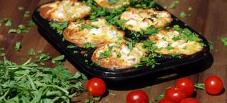 Muffin-Frittata