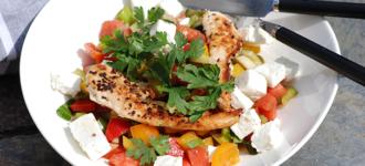 10-Minuten-Salat