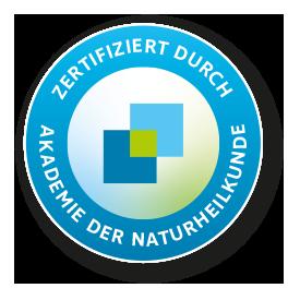 zertifiziert durch AKN.CH https://www.akademie-der-naturheilkunde.com/
