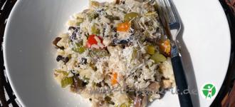 Risotto-mit-Gemüse