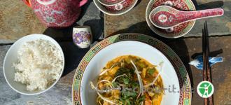 Gemüse-Curry-Basisch