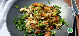 Buchweizensalat-Basisch